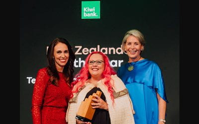 Associate Professor Siouxsie Wiles named 2021 New Zealander of the Year