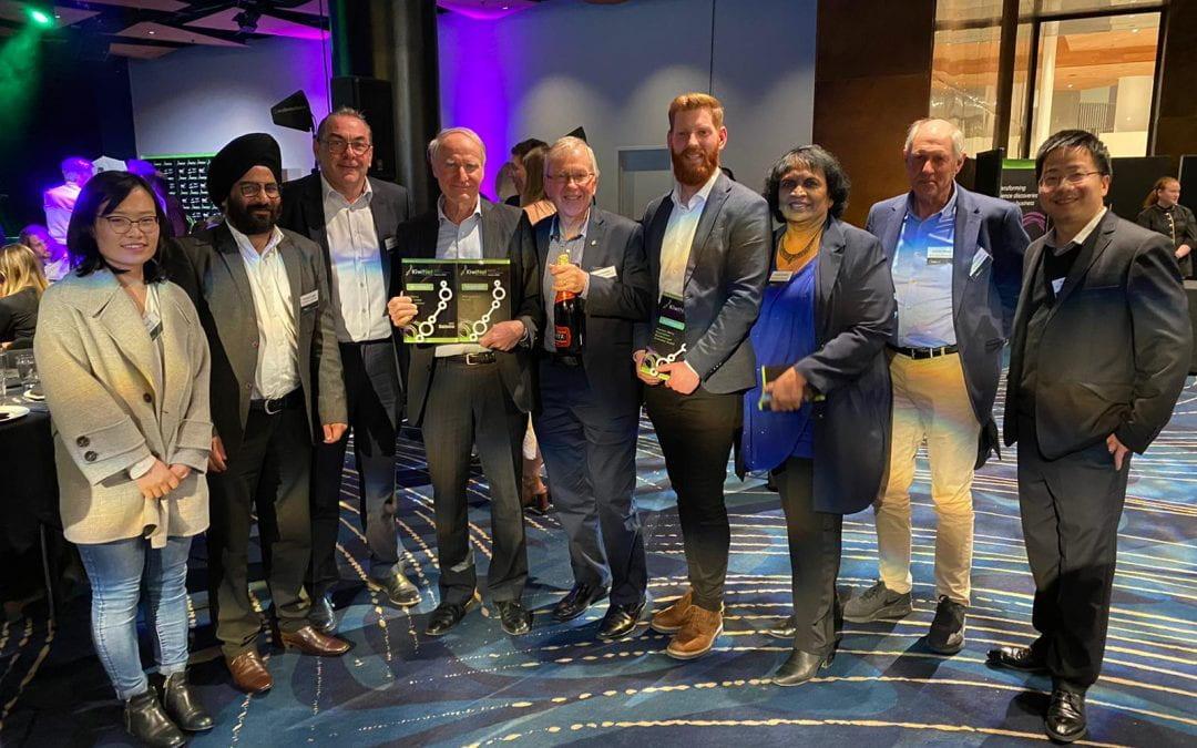 Great success at the 2020 Kiwinet awards