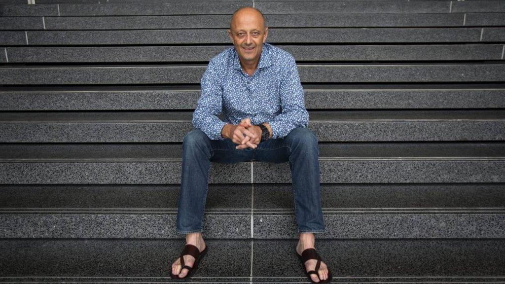 Professor Ian Lambie