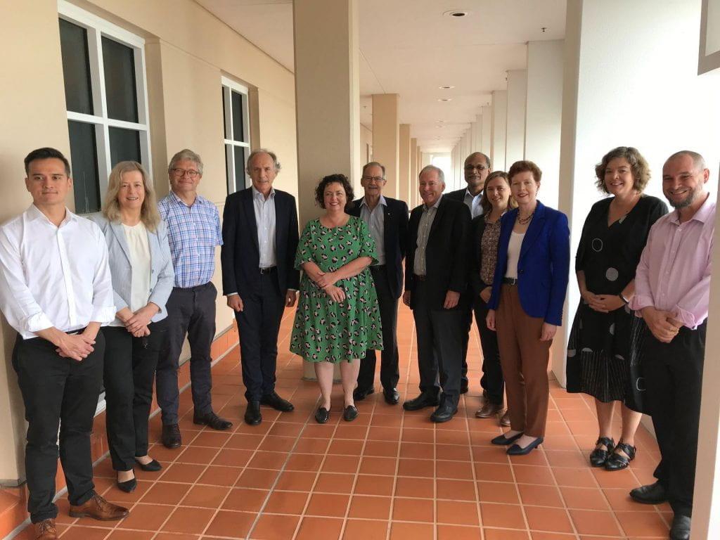Juliet joined the Forum for Australian Chief Scientists in Darwin last week.