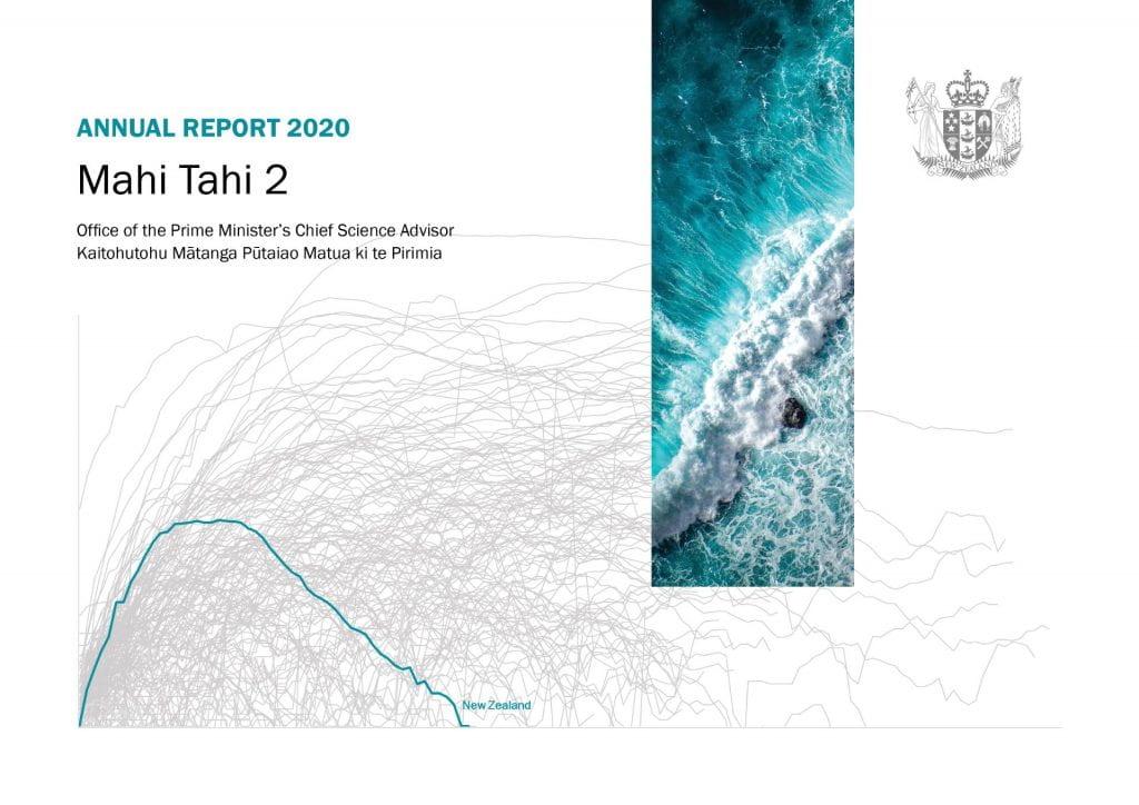 Front cover of Mahi Tahi 2