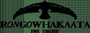 Logo of Rongowhakaata iwi trust