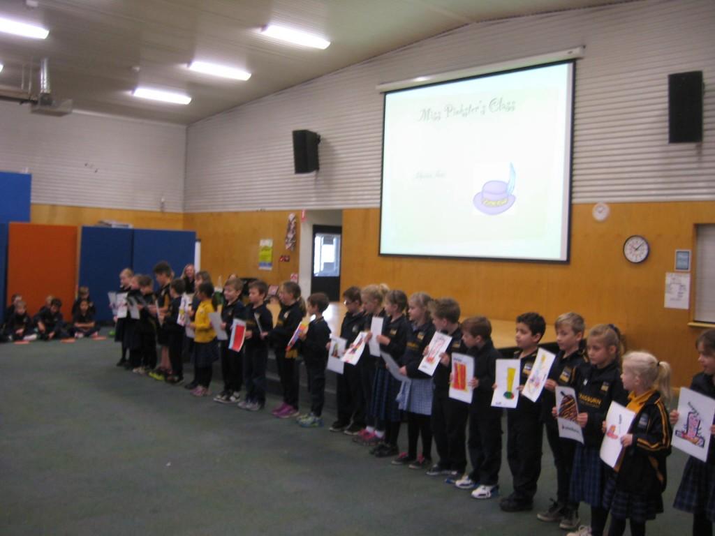 Assembly Sharing Week 8