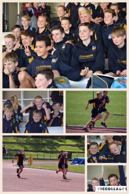 District Athletics Day