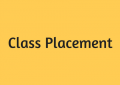 class-placement