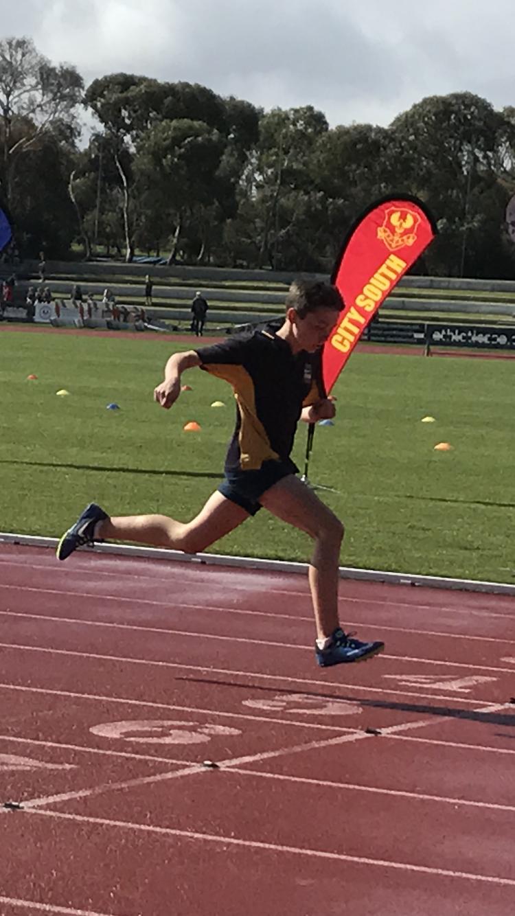 District Athletics | Craigburn Connections