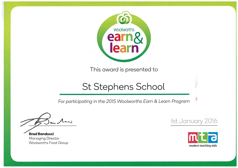 Wk 3 Blog Earn and learn