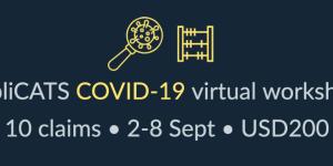 repliCATS COVID-19 virtual workshop