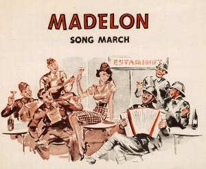 "Cover (detail) of ""Madelon"" (J.R. Lafleur & Son, 1939)"