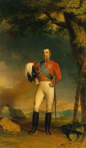 George Dawe's Portrait of the Duke of Wellington, 1829, The Hermitage, St Petersburg