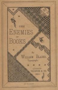Enemies of books - cover