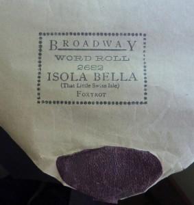 broadway-roll