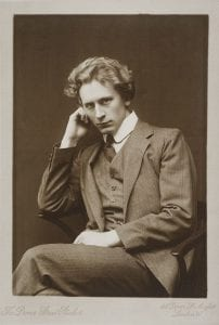 Percy Grainger by Dover Street Studios