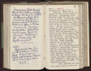 Raymond Priestley's Australian diary, 1935