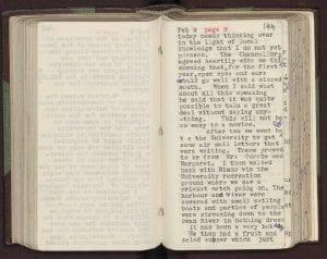 Raymond Priestley's Australian diary, 9 February 1935