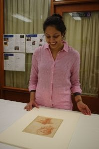Sakina Nomanbhoy, Research Assistant, drawings