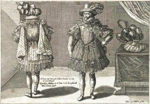 Crispijn de Passe the younger , Maneige Royal, (1623-66)