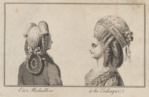 Unknown artist, En Medaillon a la Zodiaque, (18th century)