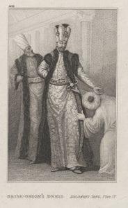 Unknown artist, Bride-groom's dress Solomon's Song