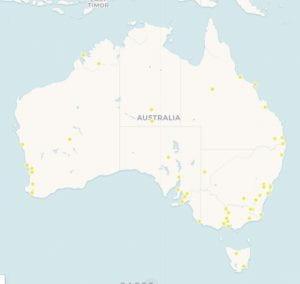 Map 4, 1950-59