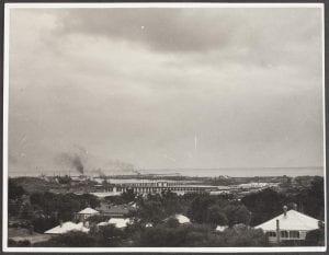Fremantle Harbour, Western Australia, 1928
