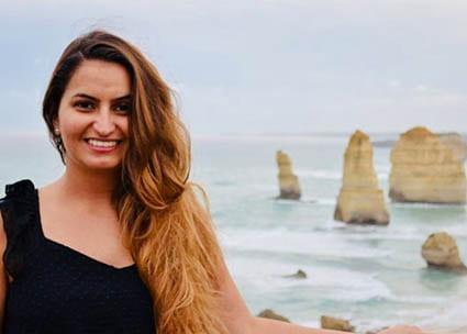 Portrait of Sibel Yildirim