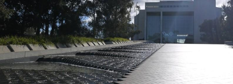HCA Water Feature