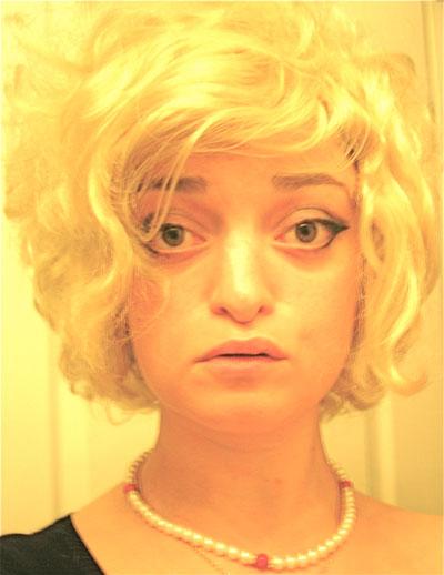 Katya Grokhovsky, 'The Blonde', 2010, courtesy the artist