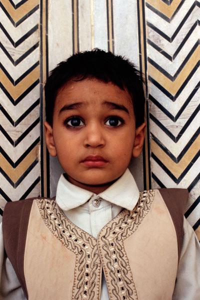 'Prince Taj', Agra, India 2004, SLR 35mm Film Camera, by Sudeep Lingamneni