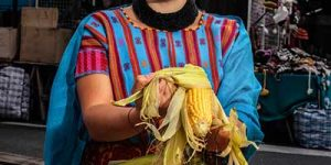 'The Queen of Maize', Sissy M. Reyes Photographer, Yunuen Perez Production Designer