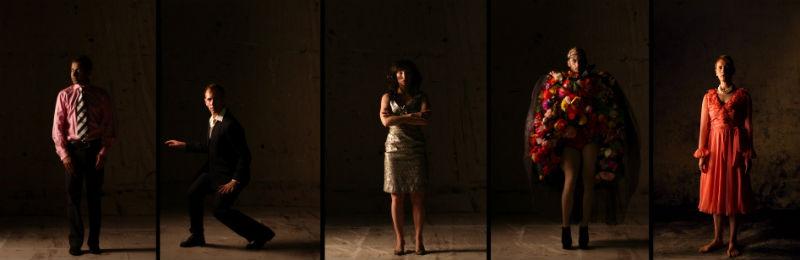 Raghav Handa, Martin del Amo, Nalina Wait, Benjamin Hancock, Shone Erskine – ON VIEW: Quintet.