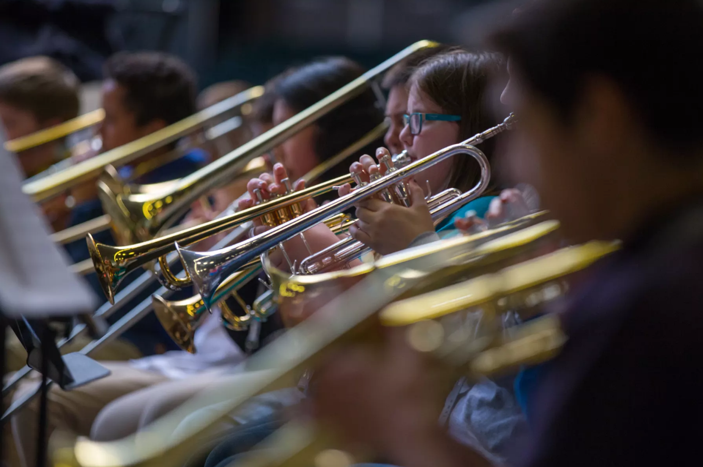 Music students. Phil Roeder/Flickr