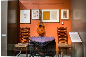Instrument of Change at the Grainger Museum. Picture: Peter Casamento