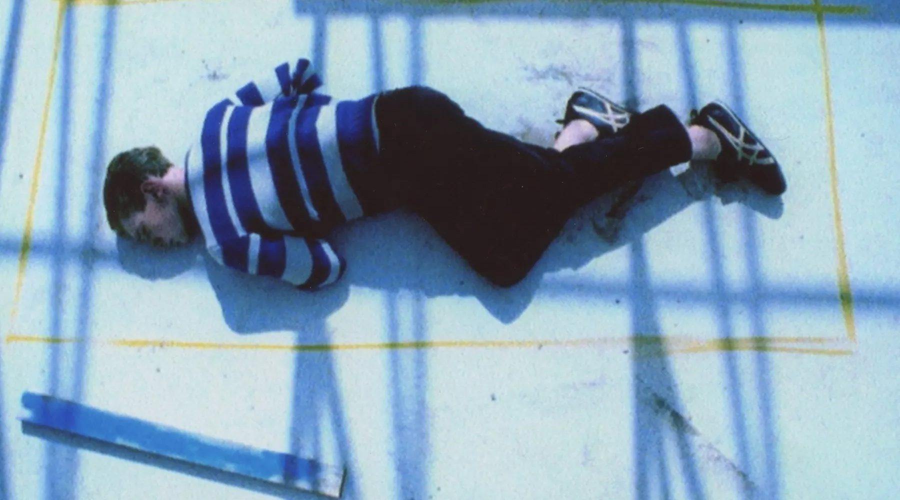 Still from Blue Tongue. 2004. Justin Kurzel.