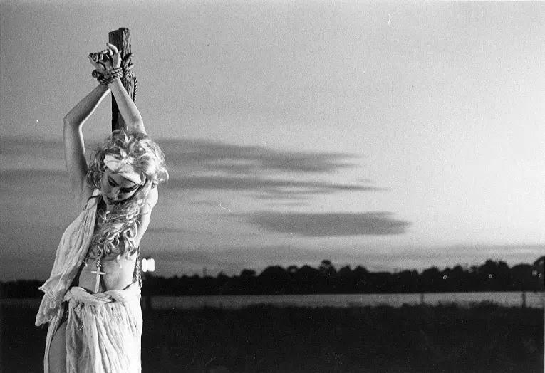 Still from Virgin, Whore, Saint. 1990. Niki Caro.