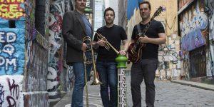 Three: Don Immel, Joel Brennan and Ken Murray