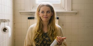 Alice Foulcher in a film still from That's Not Me. Supplied.