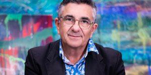 VCA Director Professor Jon Cattapan. Photo: Giulia McGauran.