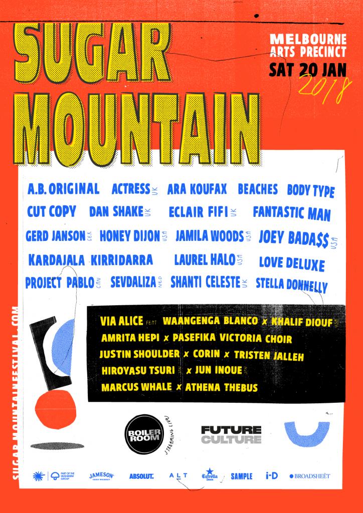 Sugar Mountain poster 2018