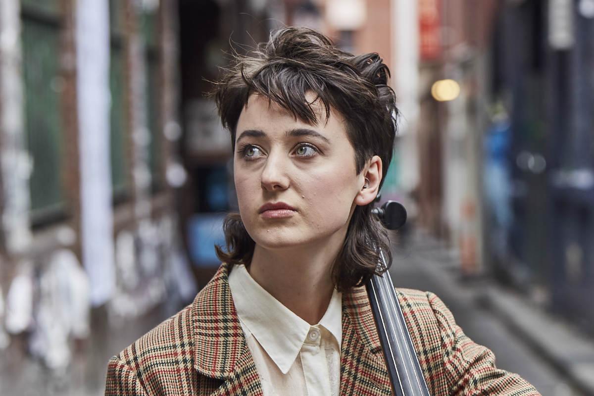 Chiara Anderson. Image by John O'Rourke.