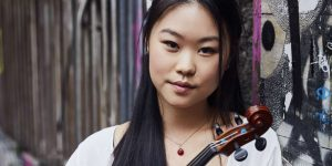 Melbourne Conservatorium of Music violinist Amy You