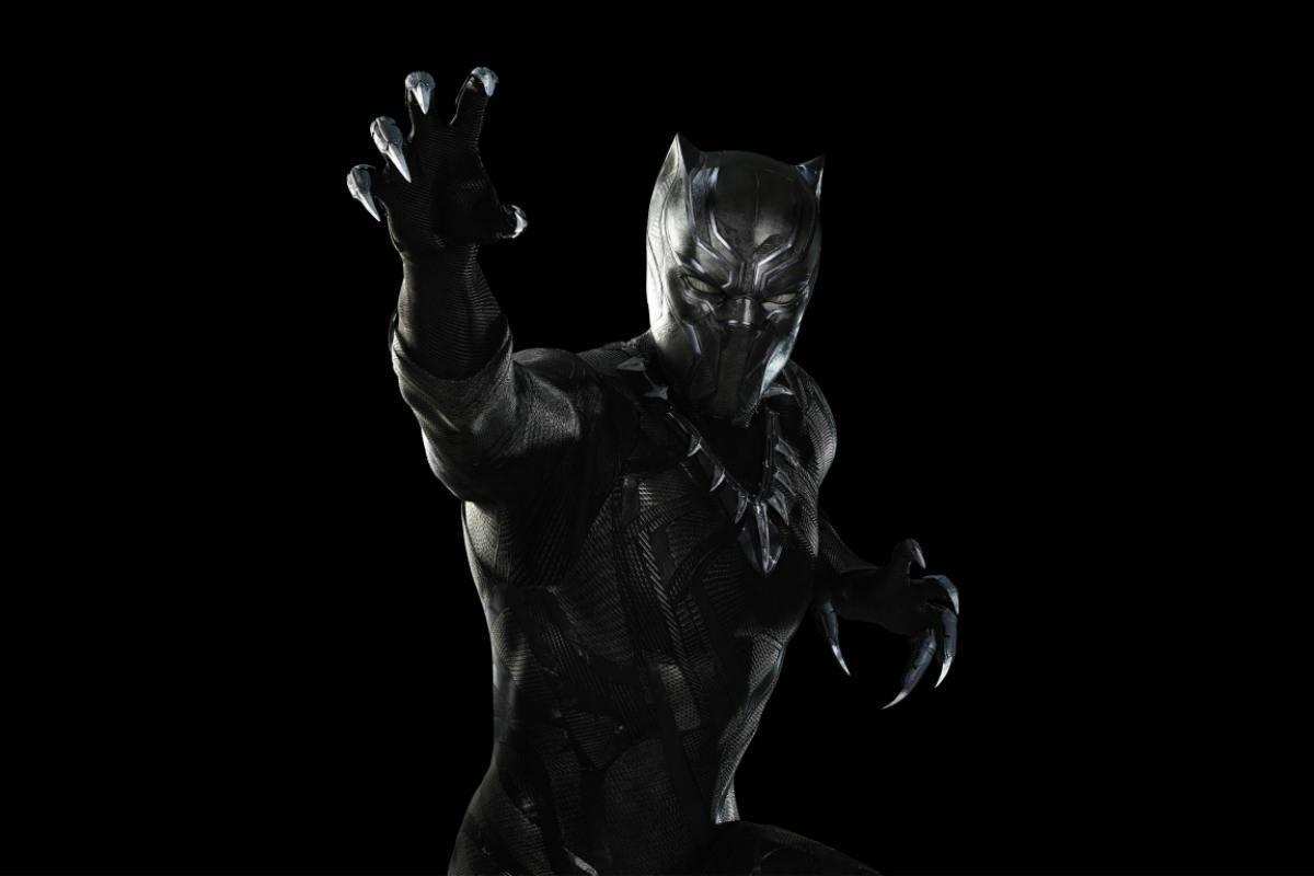 Black Panther. Image courtesy of Marvel Studios.