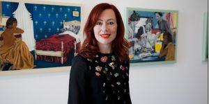VCA Enterprise Professor Natalie King. Image courtesy of Tarrawarra Museum of Art.