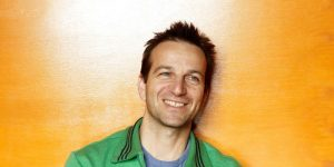Choreographer Gideon Obarzanek. Image supplied.