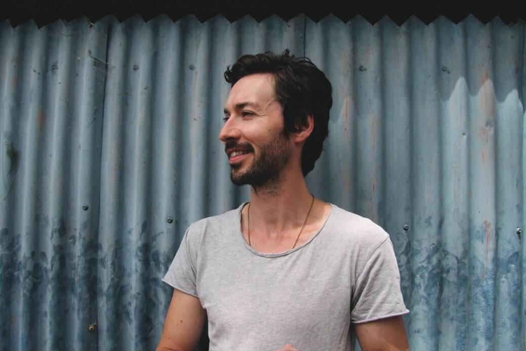 Composer Ade Vincent. Photo by Al Parkinson.