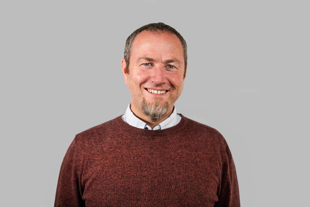 Chris Kohn. Photo by Giulia McGauran.