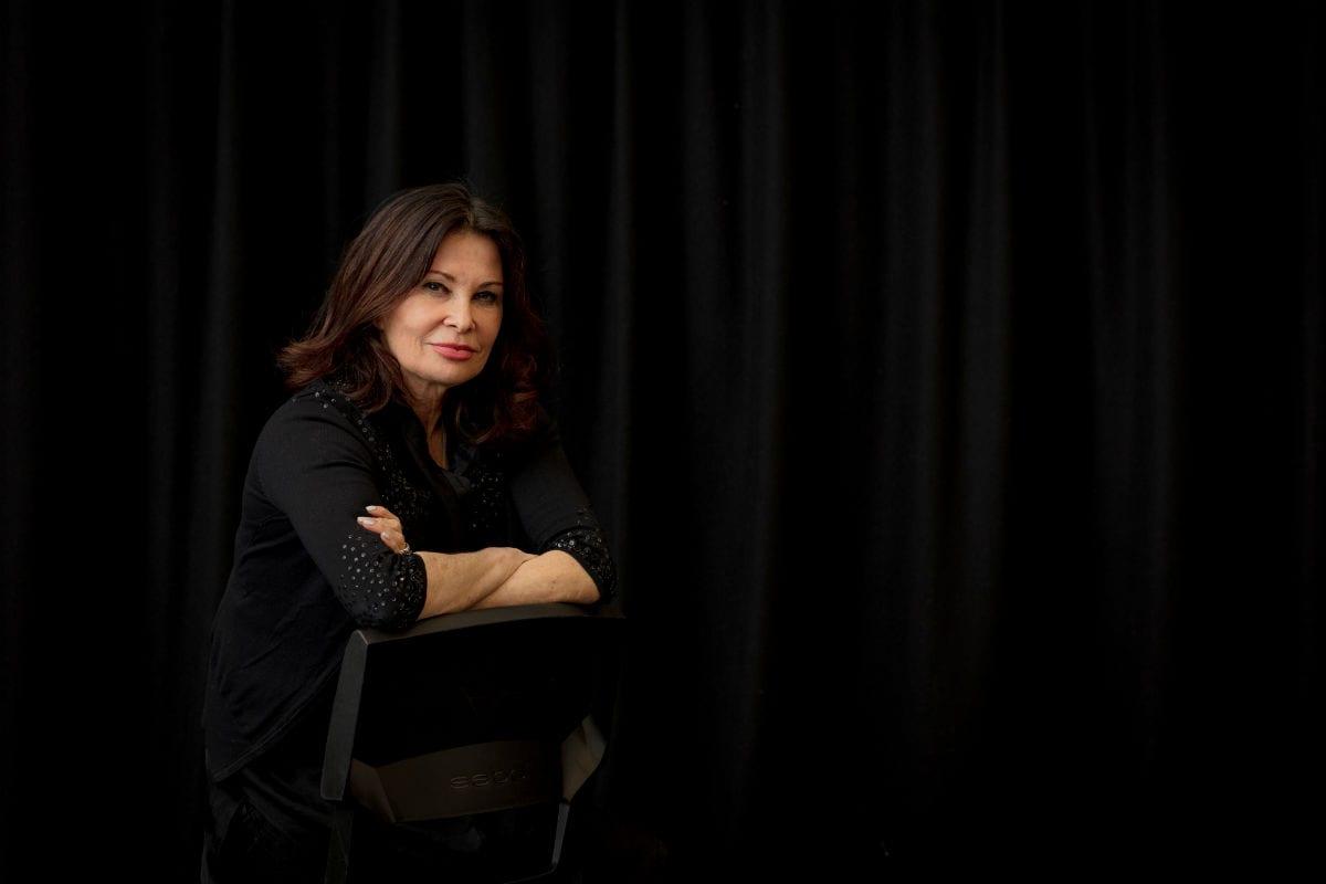Jane Badler-Hains. Photo by Sav Schulman.