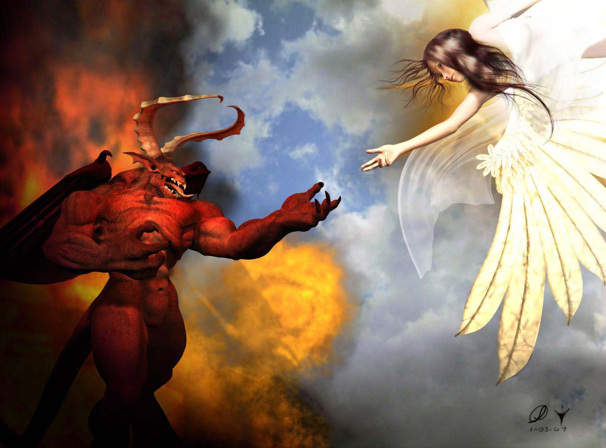 Angel and demon or the case of h pylori scientific