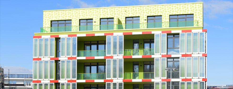 a living building world s first algae powered building scientific scribbles. Black Bedroom Furniture Sets. Home Design Ideas