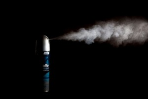 new smell- deodorant
